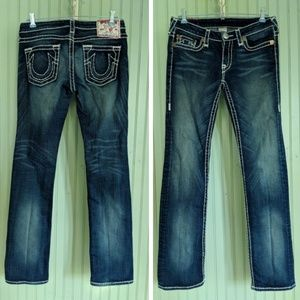 True Religion Johnny Super T Jeans size 30